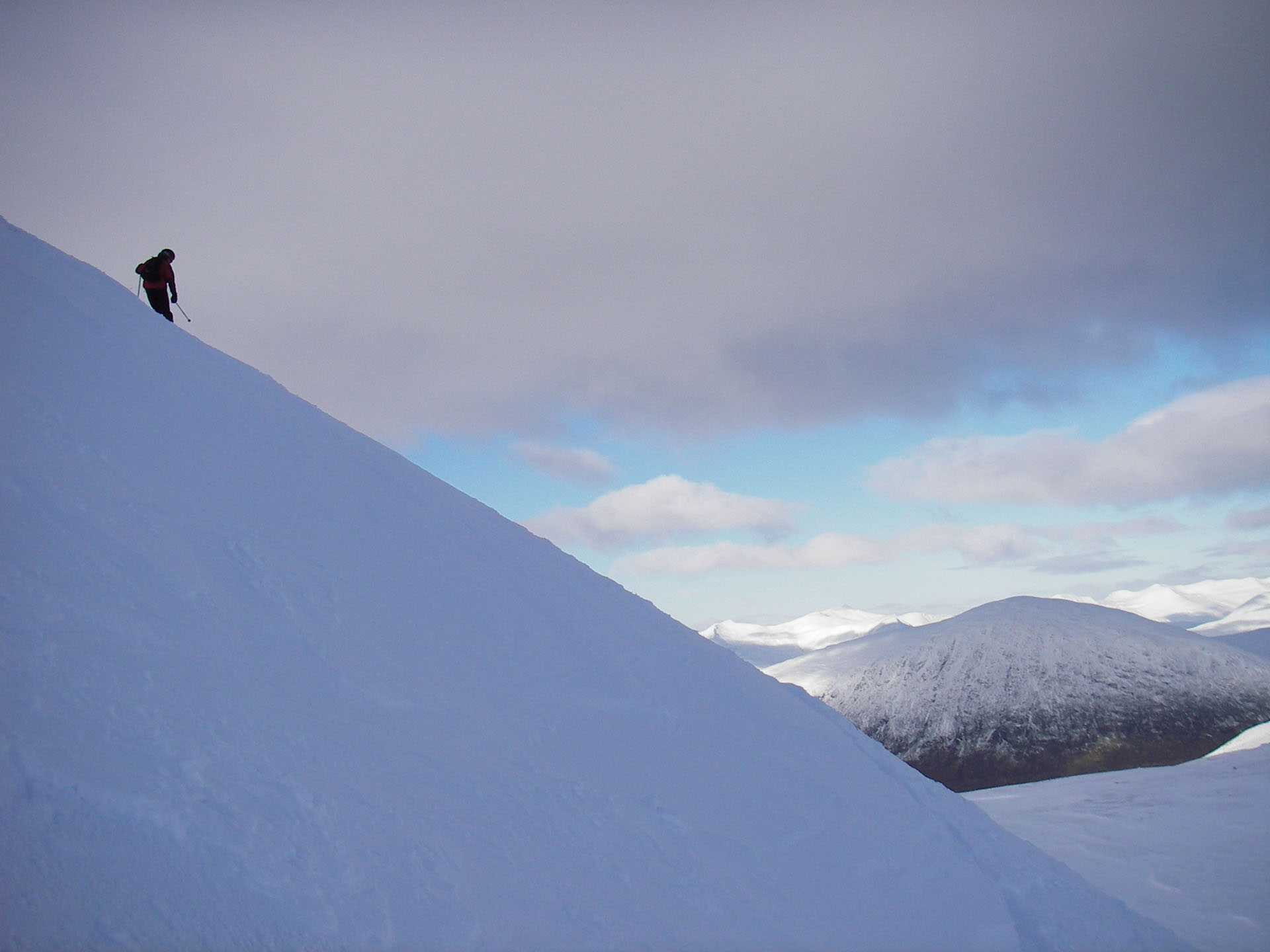 Glencoe Crowdfunding Campaign Hoping To Provide Scottish Skiing All Season Long