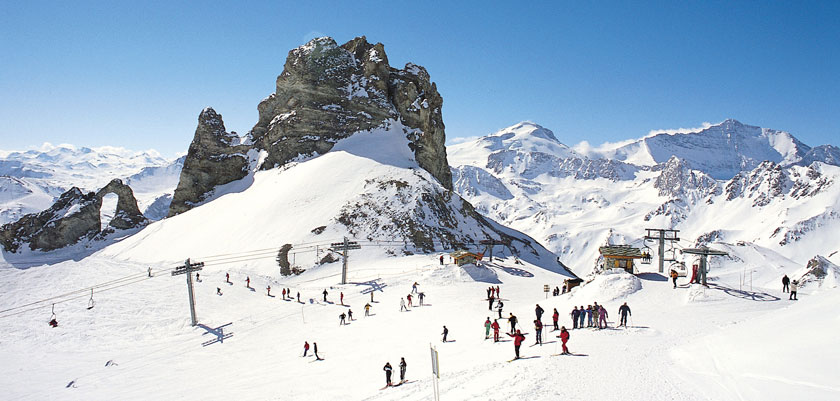 Skiing in France - Resorts You Simply CANNOT Miss