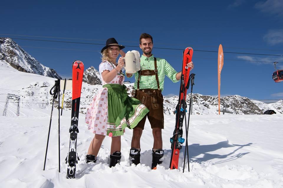 Oktoberfest on the Ski Slopes