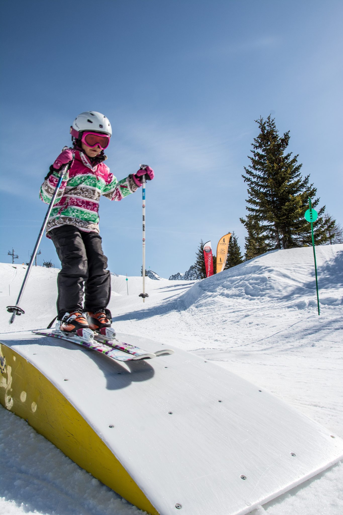 New Family Friendly Fun in La Rosière