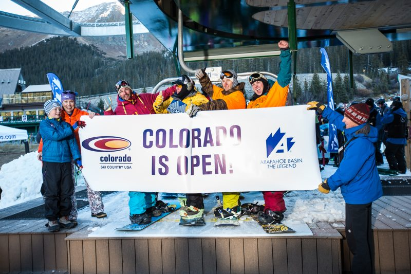 Ski Resorts Already Open