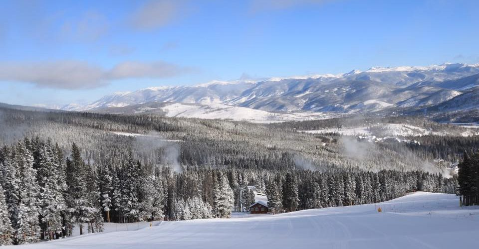 The Snow is Here to Stay - Breckenridge Snow Report 20 Nov