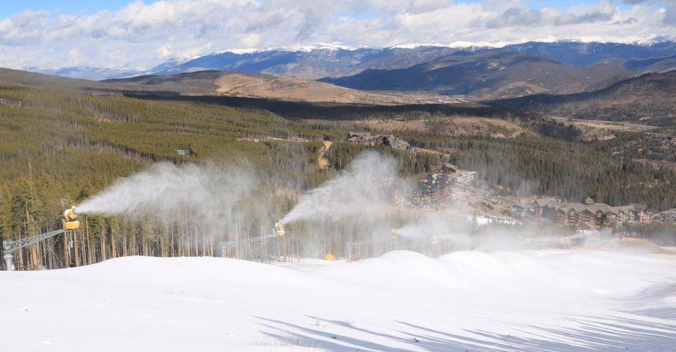 Colorado Ski Areas Open