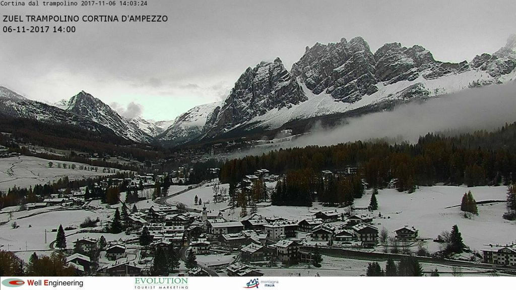 Ski Areas in Pyrenees and Dolomites Opening Early For Season