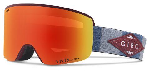 Ski Accessories. GIRO Mens Ski Goggle – Axis 5f853109791ad