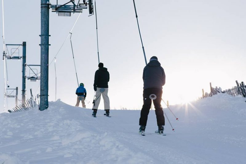 Cairngorm Mountain Fast Track Support for Future Scottish Superstars