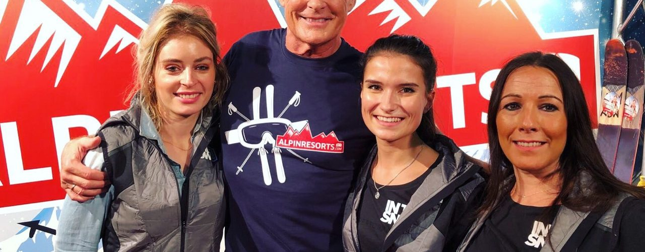 5 minutes with the Hoff!