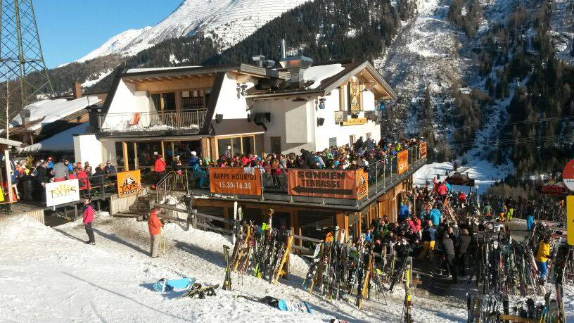 The Only Way is Apres in St Anton