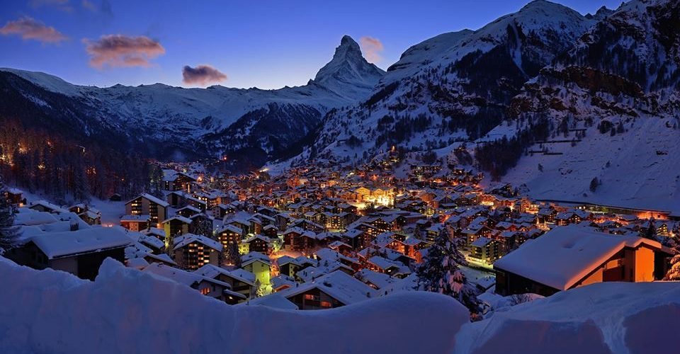 The Most Magical Christmas Skiing Destinations This Winter