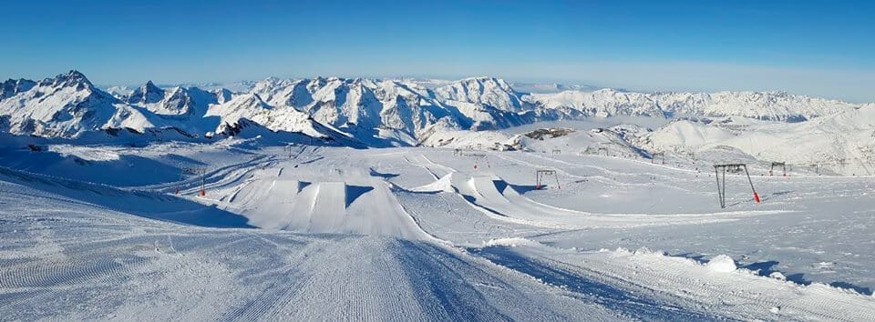 Les 2 Alpes Snow Report and Forecast 27 December 2017