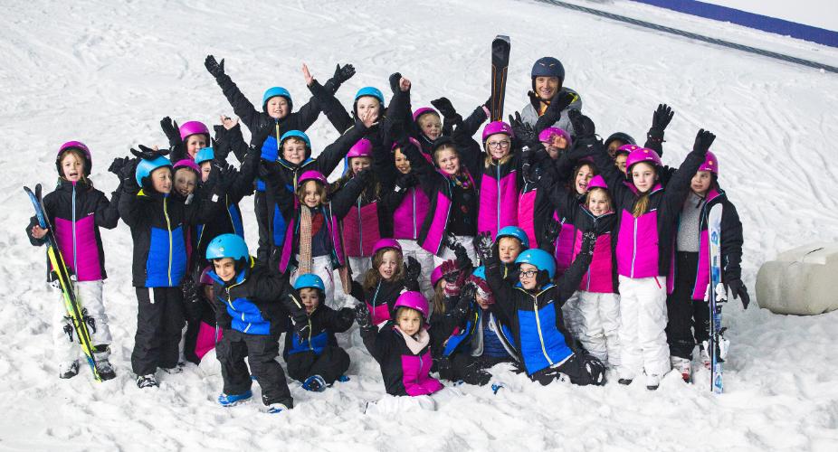 Schools Get Skiing Campaign