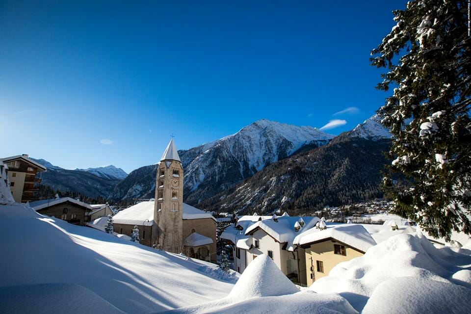 Courmayeur Snow Report and Forecast 19 December 2017