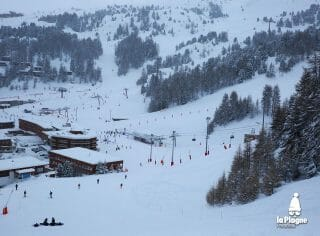 La Plagne Snow Report and Forecast 20 December 2017