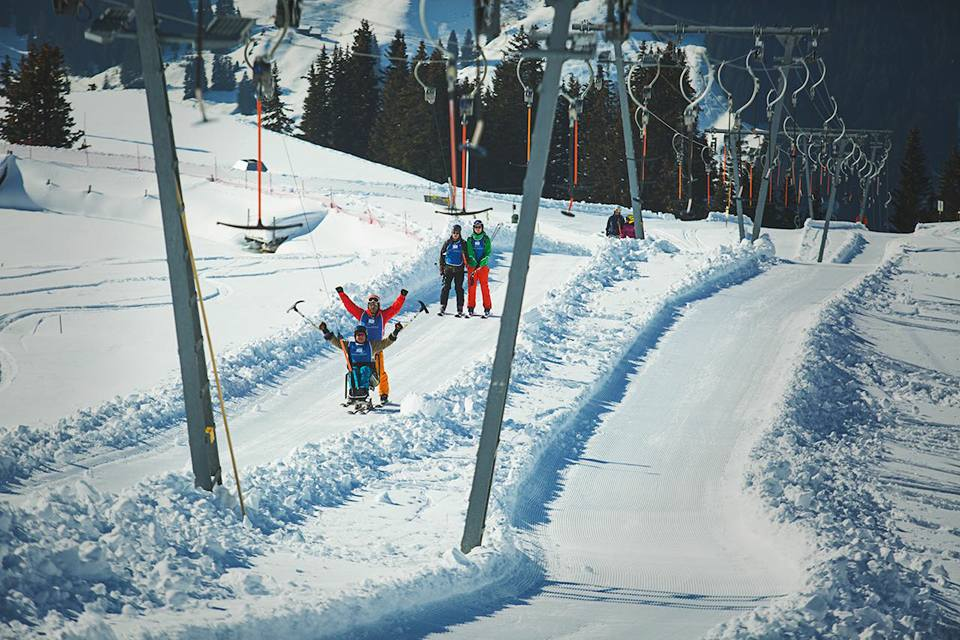 Skiing for a Cause: Supporting Wounded Veterans Ski