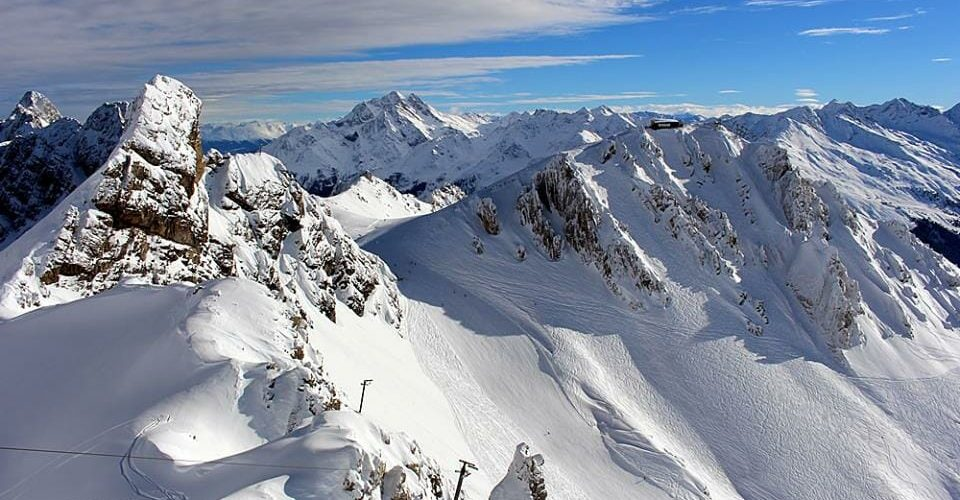 St Anton Snow Report and Forecast 27 December 2017