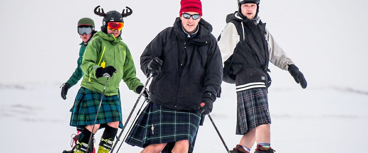 There's 'Snow' Place Like Home - Funding Boost for New Scottish Snowsports Campaign