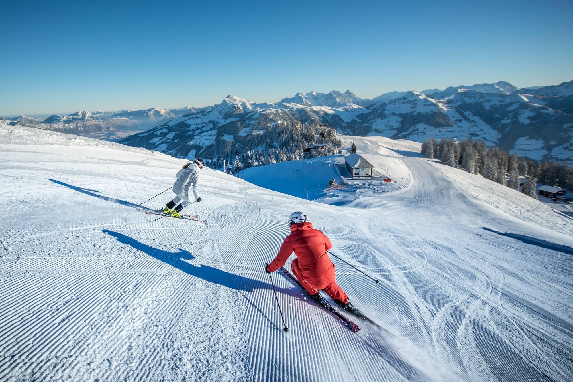 Kitzbuhel Snow Report And Forecast 9 January 2018 Inthesnow