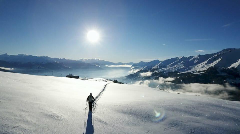 Crans Montana Snow Report and Forecast 12 January 2018
