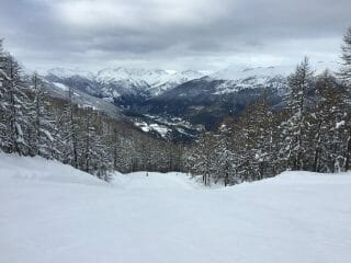 Sauze d'Oulx Snow Report and Forecast 12 January 2018