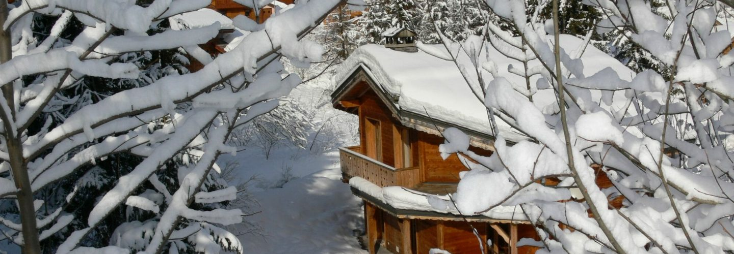 The Best Chalets in the French Alps