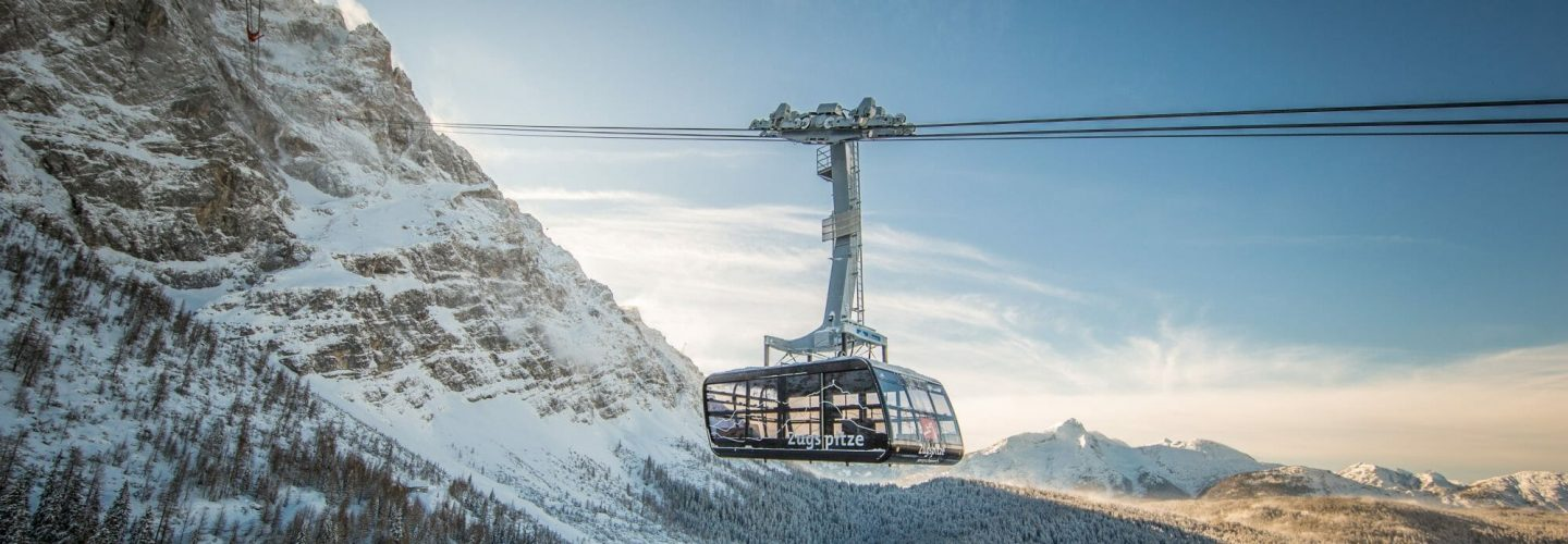 Record-breaking Cable Car Begins Operation in Germany