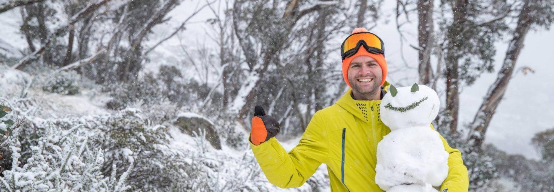 Snowfall Australia