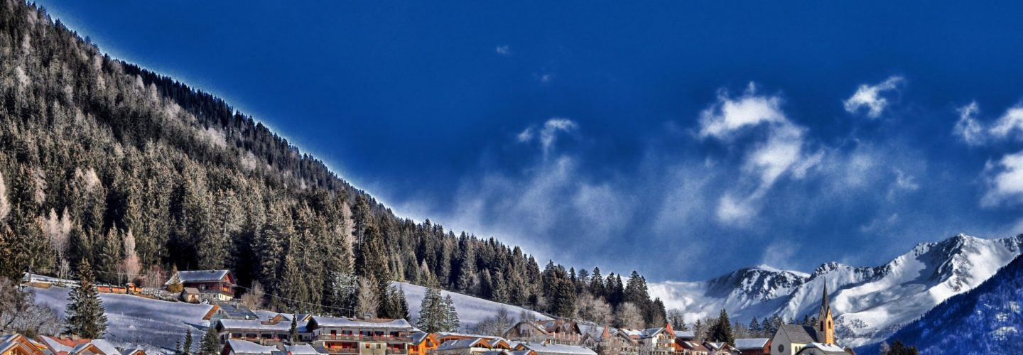 Owning Ski Property - no longer only for the rich and famous!