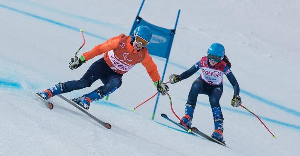 Winter Paralympians