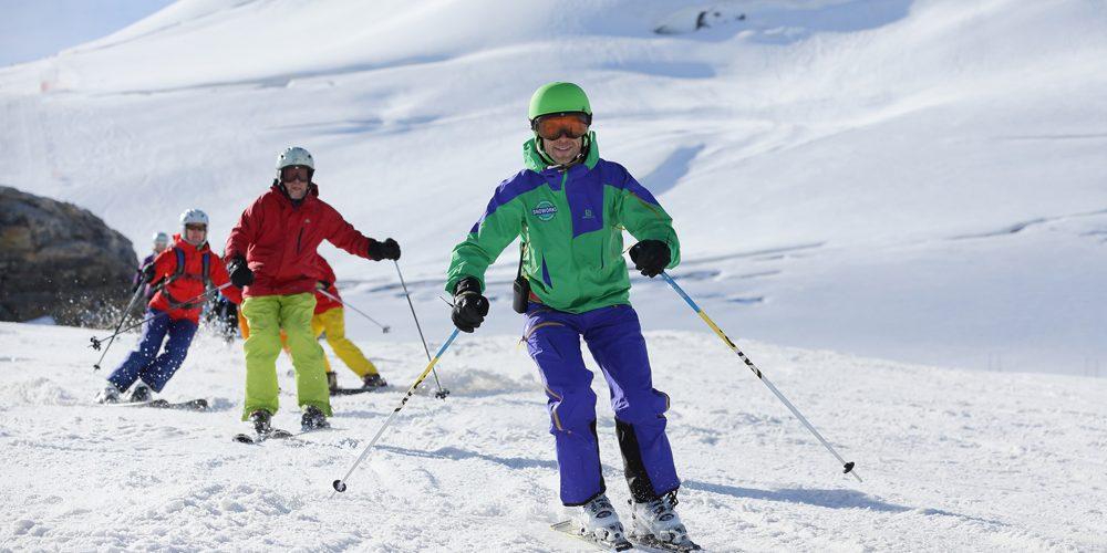 Snoworks Launch Summer and Autumn Ski Course in Tignes