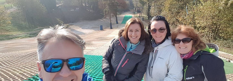 Brentwood Ski Slope