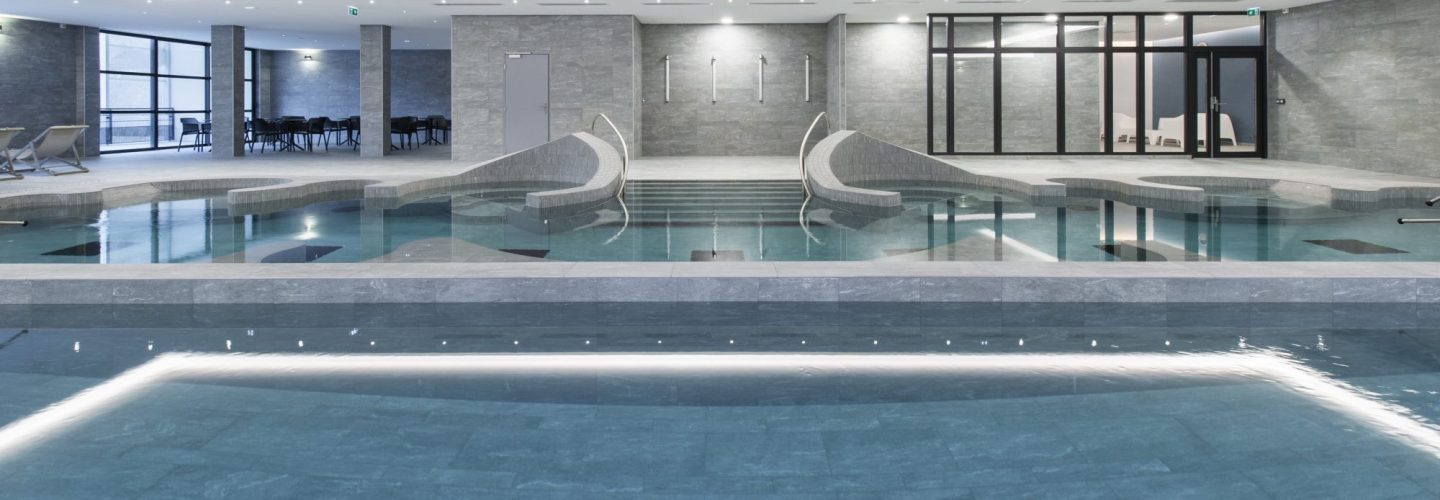 Le Grand Spa Thermal - France's Largest Thermal Spa Opens in Brides-Les-Bains