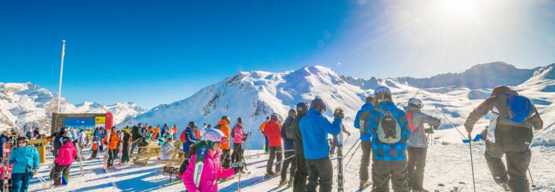 Val d'Isère Lift