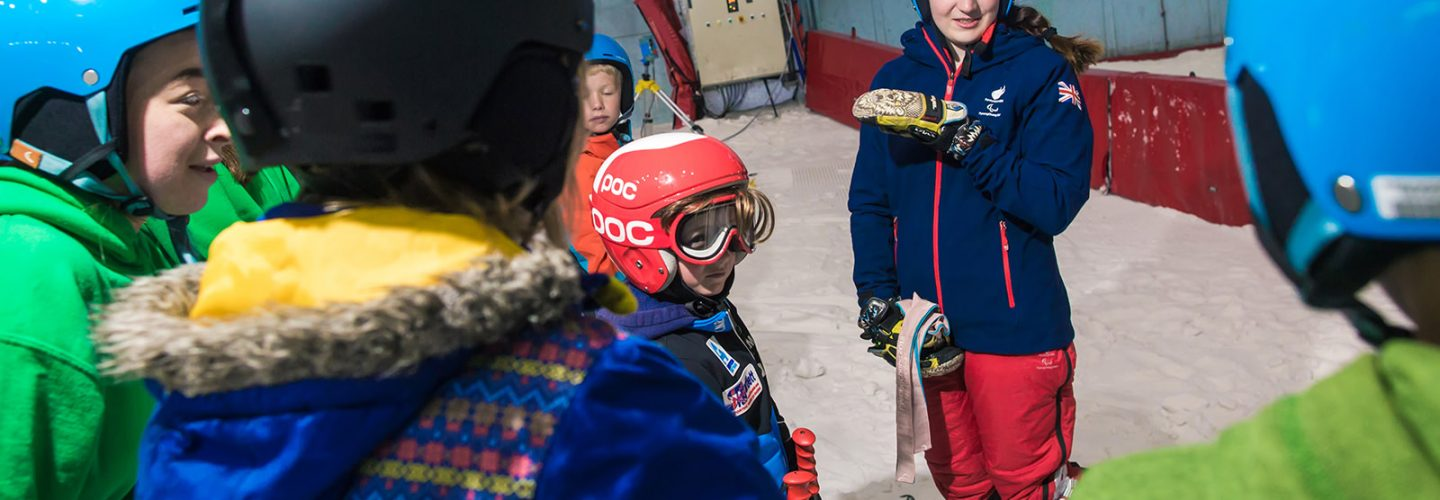 Chill Factore Ski Confidence Camp