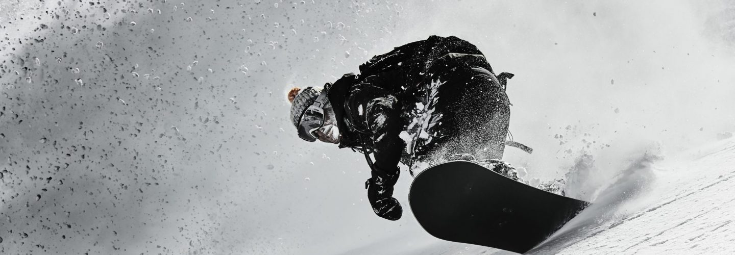 The Ultimate Big Mountain Powder Plank: PFD Launch Brand New Snowboard