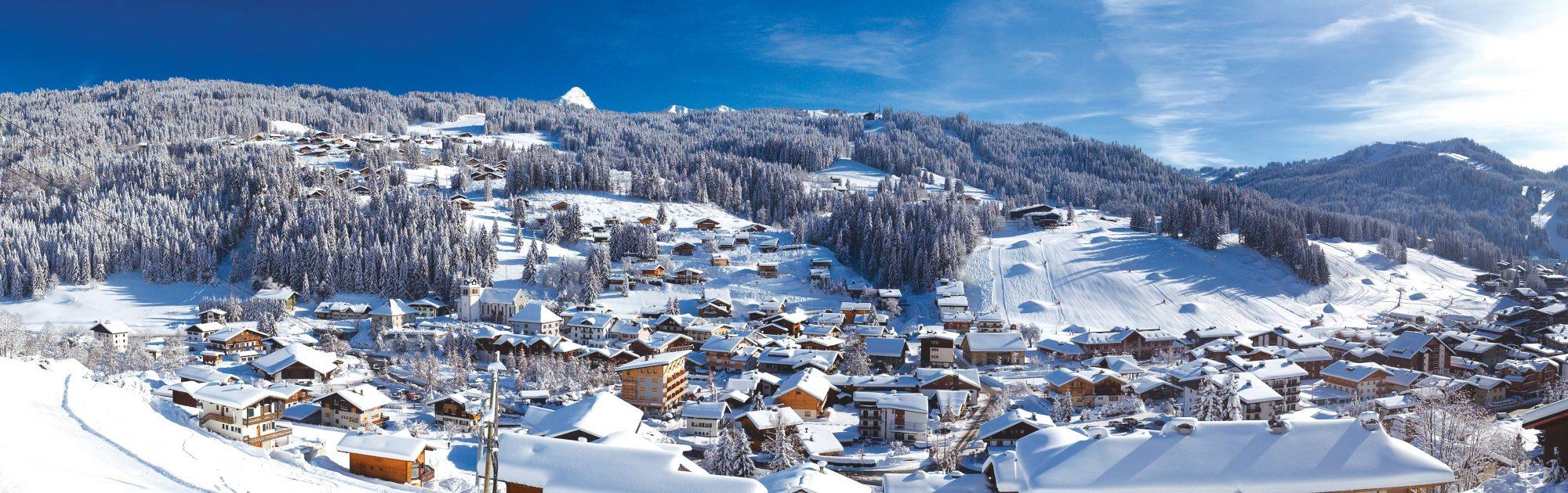 Ski Famille - Stress Free family ski holiday