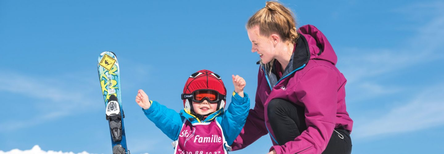 Ski Famille - Stress Free family ski holiday