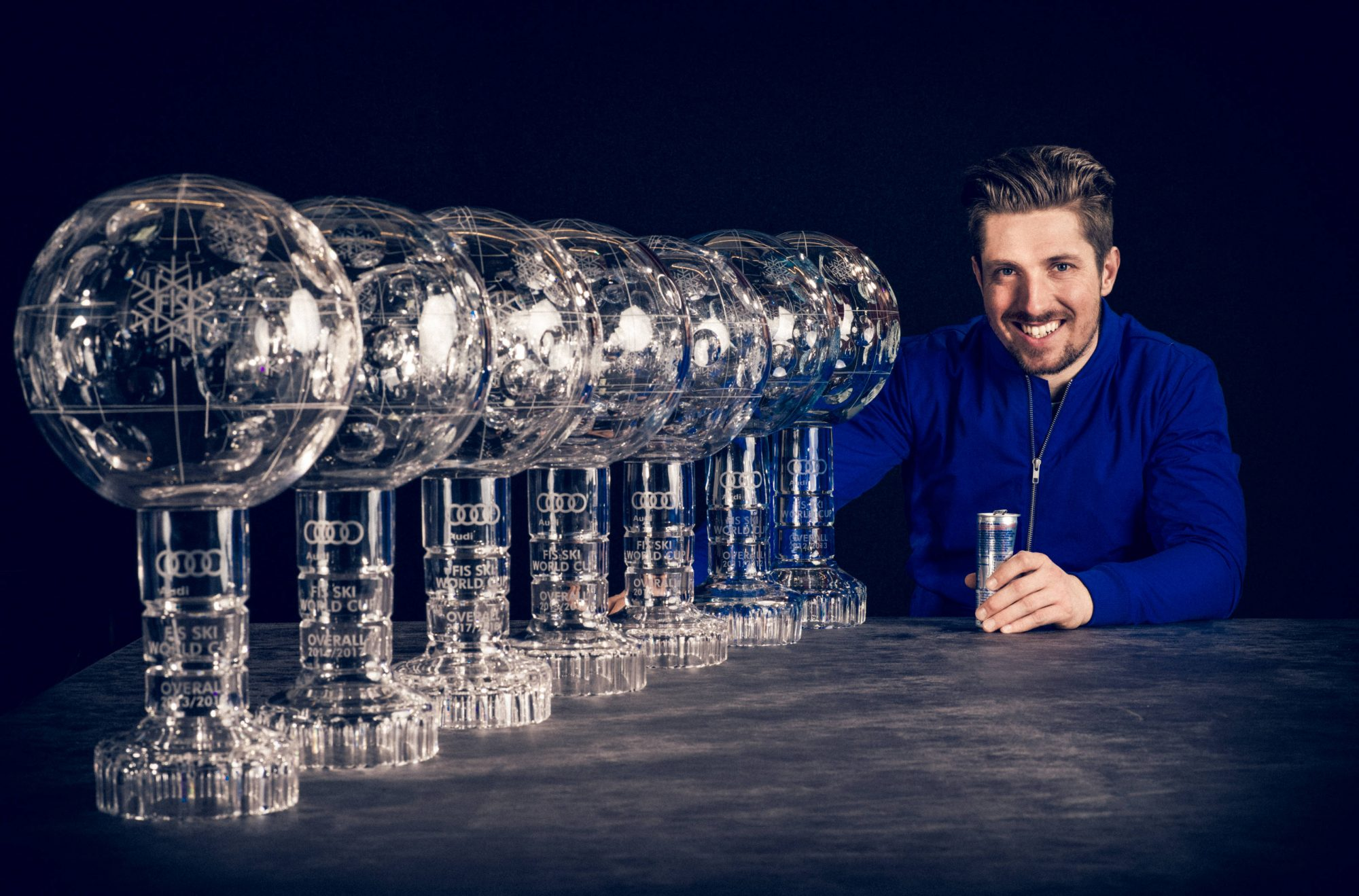 BILDSYMPHONIE / Red Bull Content Pool / Marcel Hirscher Red Bull