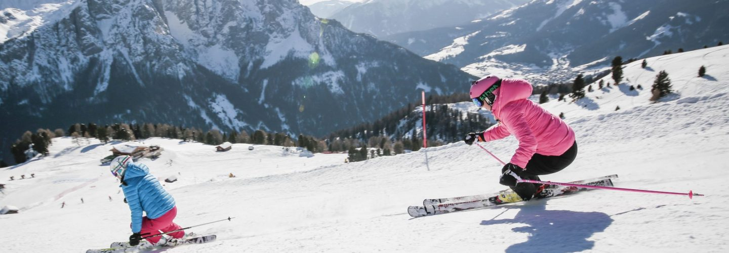 Experience the Snowy Fairytale World of Italy's Val di Fassa