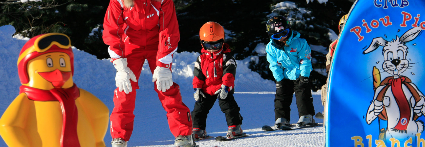 Perfect Resort to Learn to Ski Les Gets