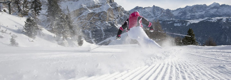 Perfect ski holiday