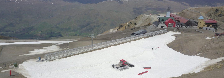 Cardrona ski area