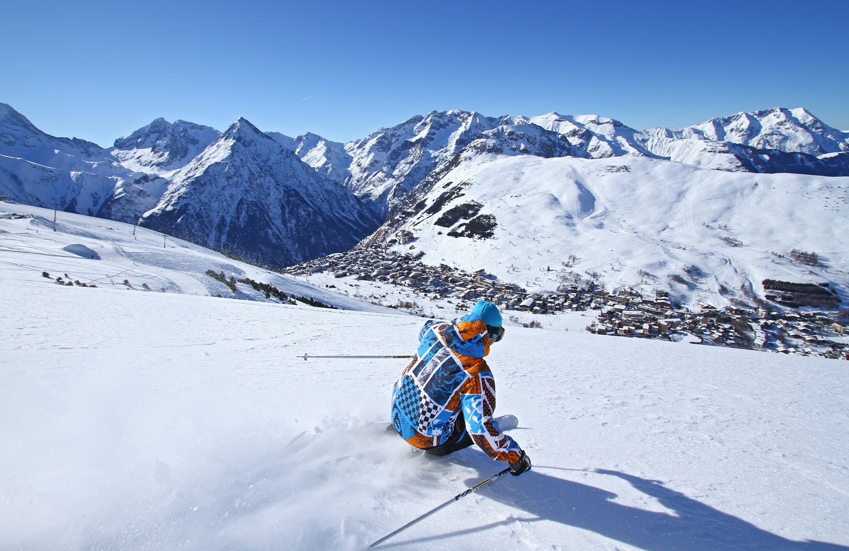 Lift Upgrades Coming to Les 2 Alpes Next Winter