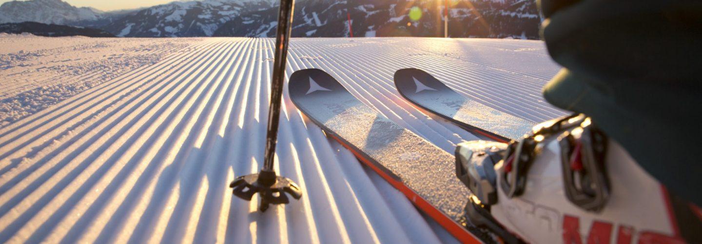Austria Biggest Ski Area