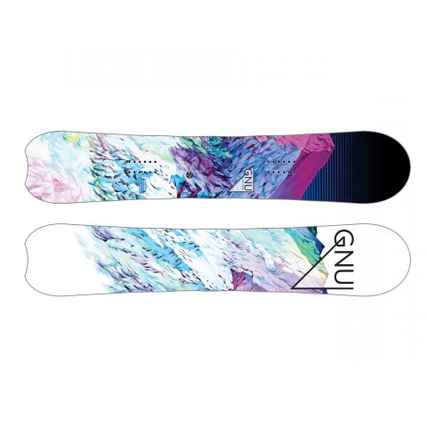 GNU Chromatic Women's Snowboard
