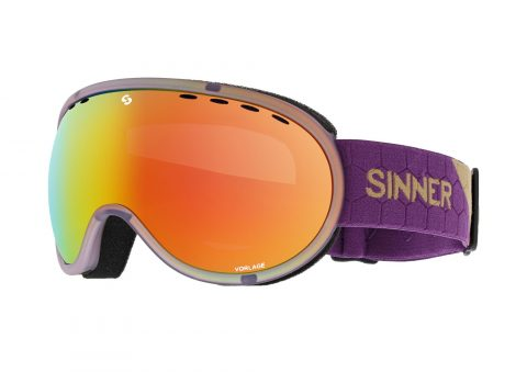 Sinner Vorlage Ski Goggle