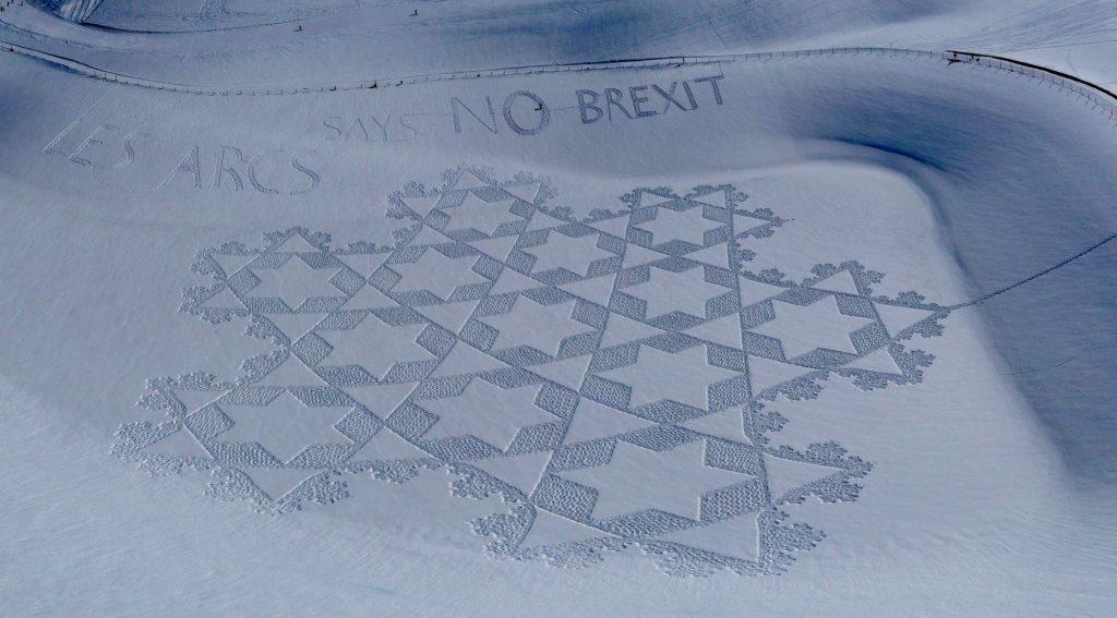 Demonstration Against Brexit