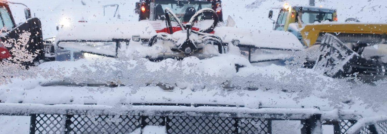 Heavy Snow alps