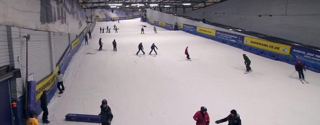 National Schools Snowsport Week