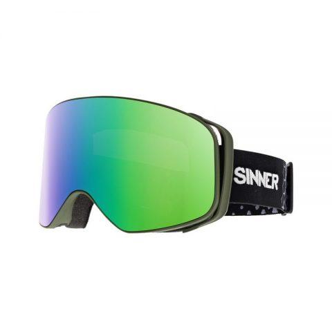 best budget ski goggles sinner