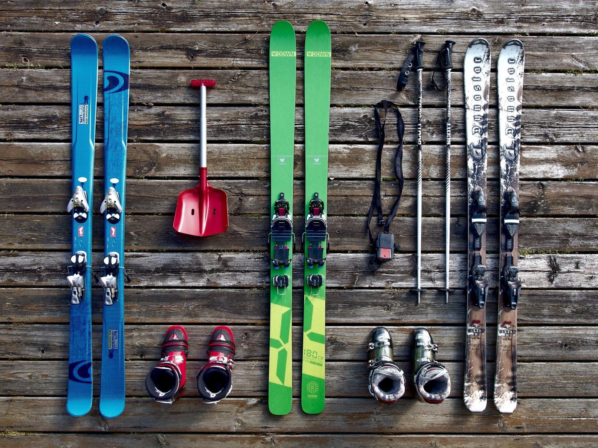 summer skiing UK
